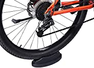 Indoor Bike Trainer, Cycling Front Wheel Riser Cycling Block Trainer Stand, Keep Bike Steady, Anti-Slipping De