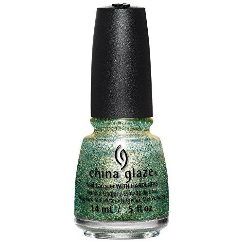 Review China Glaze Nail Polish-Holo