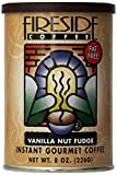 Cheap Fireside Coffee Cafe Mocha Instant Flavored Coffee 8 Ounce Canister – Vanilla Nut Fudge