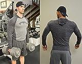 Barbell 1 V-Taper Muscle Hoodie – Look More