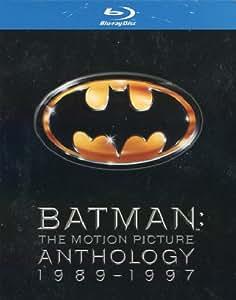 Batman Anthology (4 Blu-Ray) [Italia] [Blu-ray]