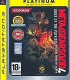 PS3 - Metal Gear Solid 4: Guns of the Patriots - Platinum Edition [PAL ITA]