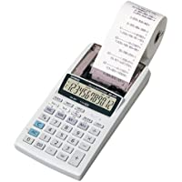 Casio HR-8TEPlus Printing Calculator with Adapter