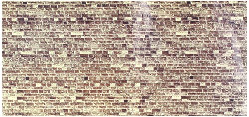 Noch 57570 Wall Cards Sandstone 9X6