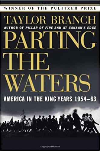 Parting the Waters : America in the King Years 1954-63: Taylor Branch: 8601401060659: Amazon.com: Books