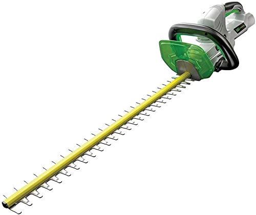 EGO Power HT2400 24-Inch 56-Volt Lithium-ion Cordless Hedge Trimmer – Battery and Charger Not Included