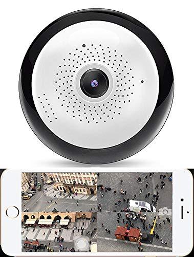 Cámara Oculta Espía WiFi, Full HD 1080P Inalámbrica Tiempo Real Detección De Movimiento De Visión
