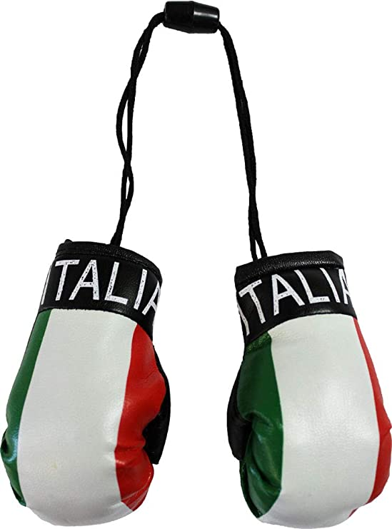Greece Greek Panathinaikos mini boxing gloves for your car mirror-Get the best.
