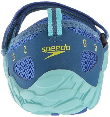 Scarpa Da Mare Atletica Da Donna Con Cinturino Offshore Speedo Blu