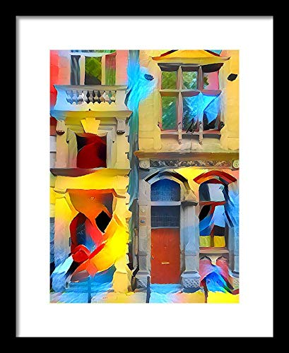 28e3ced0f9 Amazon.com: Building City Deutschland: NEXT Art: Fine Art