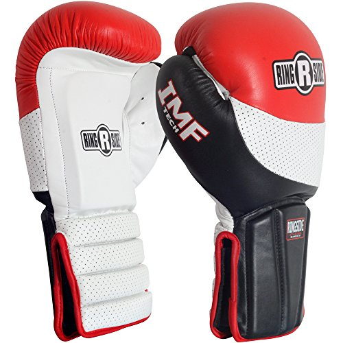 Ringside Coach Spar Hybrid IMF Tech Boxing Kickboxing Muay Thai Training Gloves Sparring Punching Mitts – DiZiSports Store