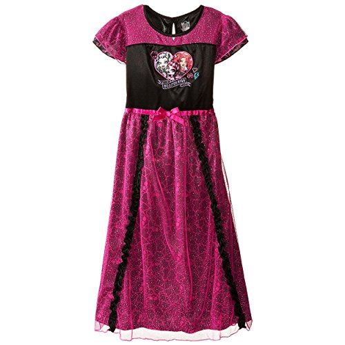 Monster Girls Nightgown Pajamas Little