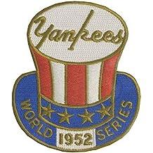 MLB World Series Patch - 1952 Yankees