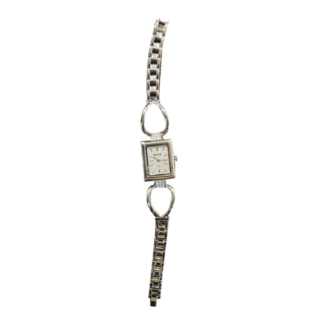 Amazon.com: Women Watch, Lookatool Fashion Female Bracelet Rectangular Fashion Temperament Watch: Lookatool: Watches