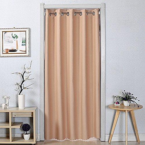 KSJADHFSA Einfarbig Hell - Vorhang, Stoff - im Schlafzimmer, Badezimmer, Küche - Vorhang - umkleidekabine dekorativen vorhänge-B-200x200cm(79x79inch)