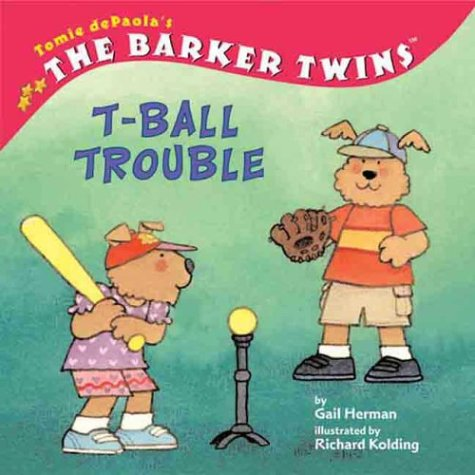 Download The Barker Twins: T-Ball Trouble ebook