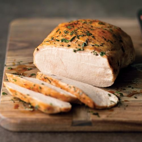 Boneless Turkey Breast (Omaha Steaks Ham & Turkey Combo)