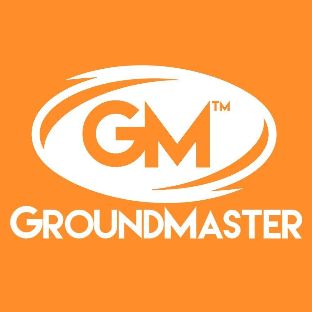 GroundMaster Plastic Mesh Barrier Safety Fence Gardening Pest Protection 20m, Blue