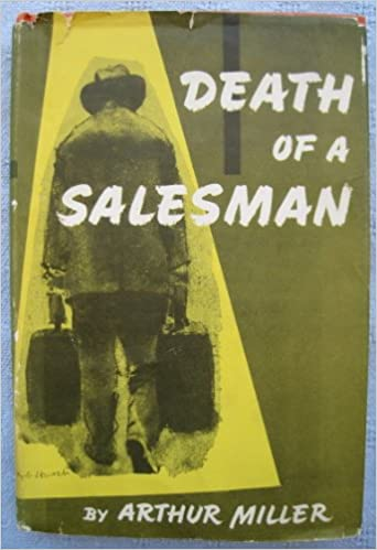 Death Of A Salesman Miller Authur 9780248983532 Amazon Com Books