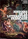 img - for Histoire de la litte rature franc aise (Classiques Hachette) (French Edition) book / textbook / text book