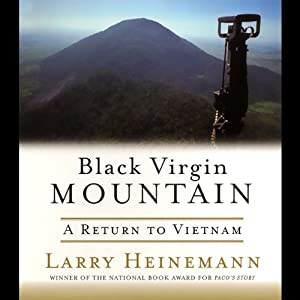 Black Virgin Mountain Audiobook