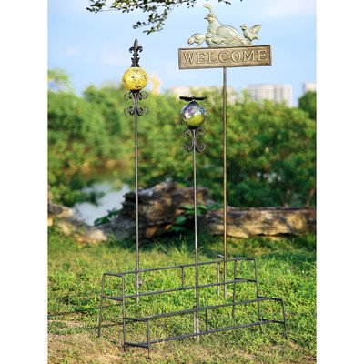 Rack Garden Stake by SPI Home