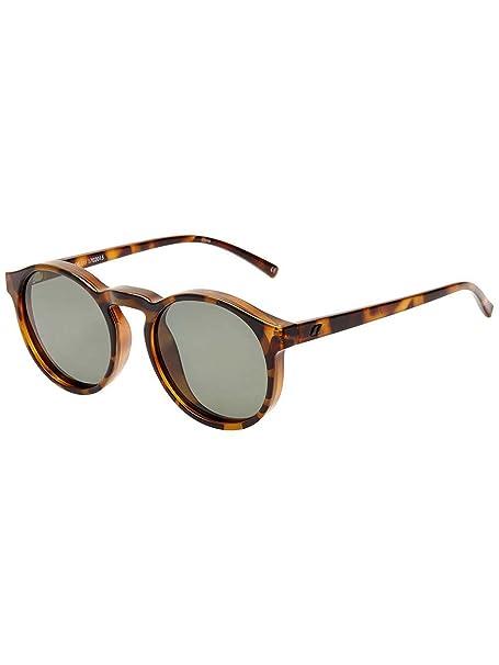 b4d22295d83 Le Specs LSP1702015 Milky Tort Milky Tort Cubanos Round Sunglasses  Polarised Le