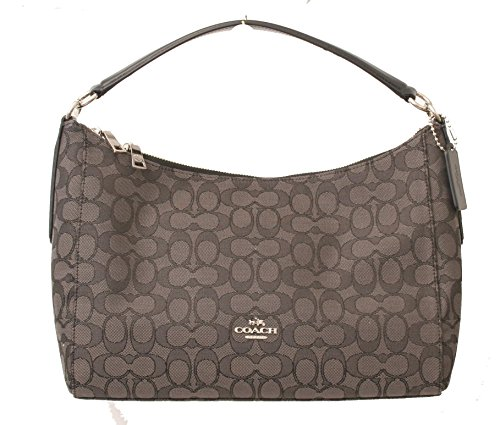 Coach Outline Signature East/West Celeste Convertible Hobo (Hobo Handbags Coach)