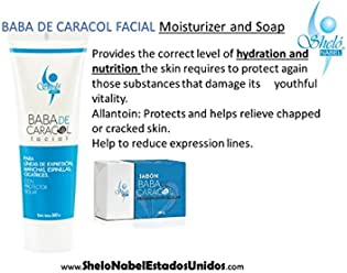 Kit BABA DE CARACOL FACIAL LOTION / BABA DE CARACOL SOAP