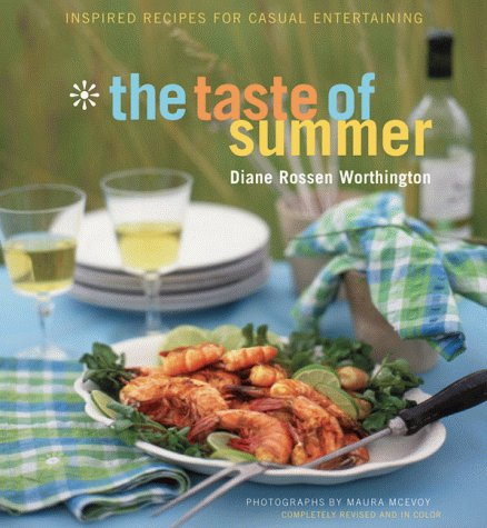 The Taste of Summer : Inspired Recipes for Casual Entertaining (Metal Large Drinks Tubs For)