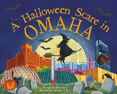 A Halloween Scare in Omaha(Hardback) - 2015 -