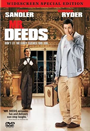 Amazon mr deeds widescreen special edition jared harris mr deeds widescreen special edition m4hsunfo