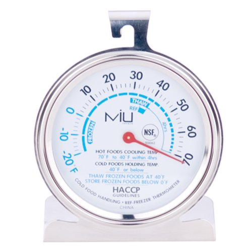 MIU France Commercial Freezer Thermometer