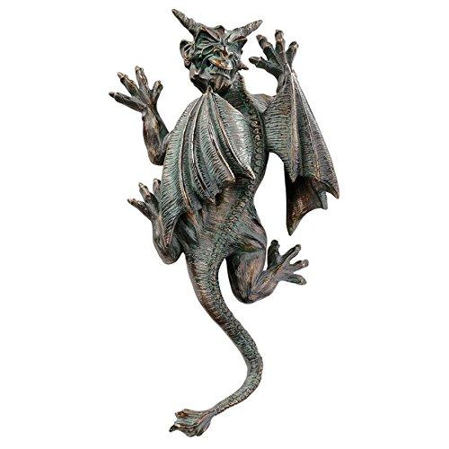 Design Toscano Gargoyle on the Loose Wall Sculpture