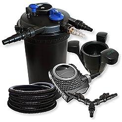 Kit Filtración estanque presión