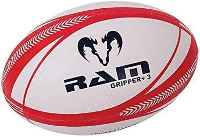 Dispone de Rugby pelota de alta calidad, tamaño 5: Amazon.es ...
