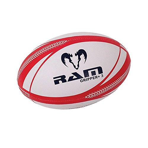 Ram Rugby Gripper Rugby Ball