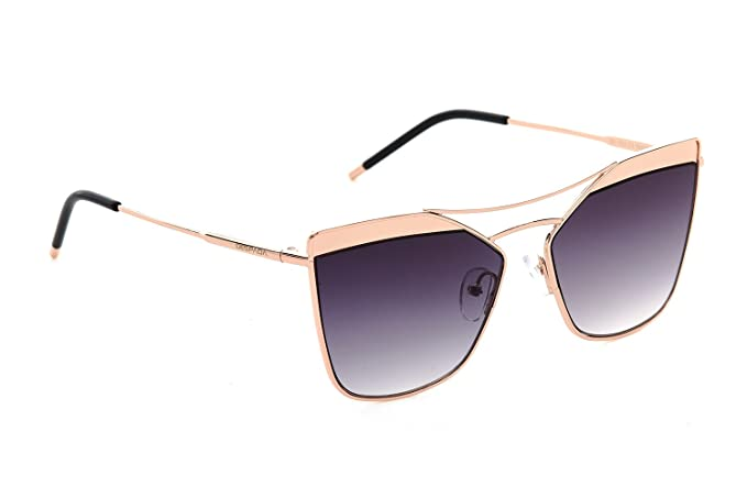 83e1d65194 DESPADA Made In ITALY Retro Fashion Cat Eye Women Sunglasses Metal Frame  Plastic Mirrored Lens DS1520