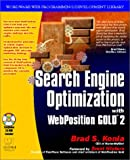 Search Engine Optimization with WebPosition Gold, Brad Konia, 1556229240