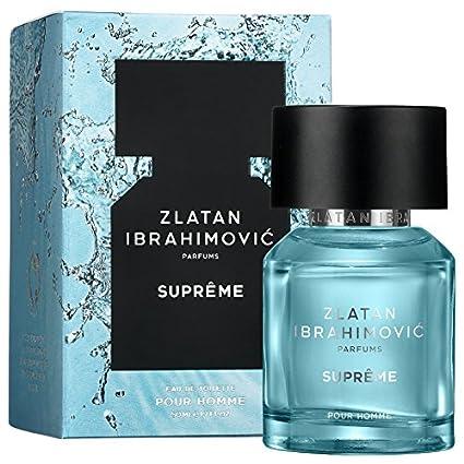 Colonia Hombre ZLATAN SUPRÊME EdT Perfumes De Hombre de Zlatan Ibrahimović - Colonias y Perfumes Fuerte
