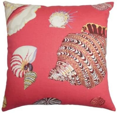 The Pillow Collection Bela Aviary Throw Pillow Cover