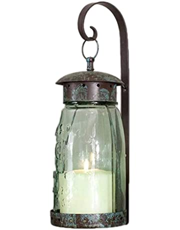wall sconces with candles wooden price2300 shop amazoncom candle sconces