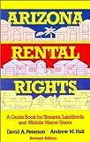 Arizona Rental Rights, David A. Peterson and Andrew M. Hull, 1558381910