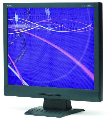NEC AccuSync ASLCD92VX-BK 19-inch LCD Monitor- Black