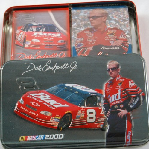(Dale Earnhardt Jr.#8 Collectible Tin and Playing Cards)