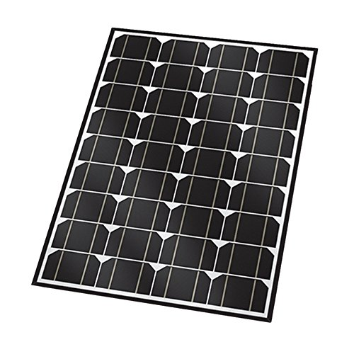 Nature Power 50062 65-Watt Monocrystalline Solar Powered 12-Volt Battery Charger by Nature Power