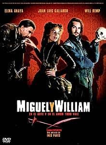 Miguel y William [DVD]