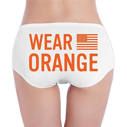 Hovalle Orange Is The New Black Low-Rise Sexy Ladies Fashion Underwear Seam Free Briefs.Brief Hipsters Brief White (Oitnb Piper Costume)