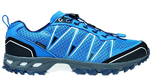 Homme Fluo Atlas white blueblue Bleu Chaussures de CMP Royal Trail 99bd Yellow Nero 0FIqAAw