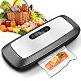Best Vacuum Sealers - Vacuum Sealer Machine, Automatic Food Vacuum Sealer Review